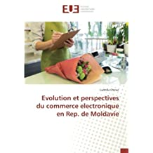 Evolution et perspectives du commerce electronique en Rep. de Moldavie