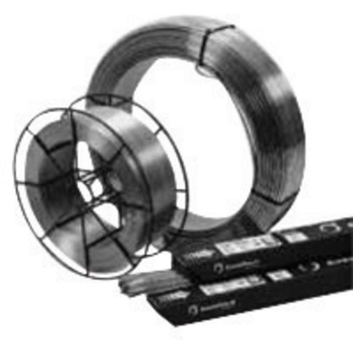 .035'' ER309L voestalpine Bhler Welding Avesta 309L Stainless Steel MIG Wire 2 Spool, Package Size: 2 US pound