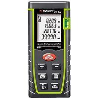 SNDWAY SW-T40 Digital Laser Rangefinder 40M Distance Meter Tape Measure Area Volume