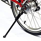 Minoura Kickstand for Brompton (Made in Japan) Black Lightweight 155g MINO-BL