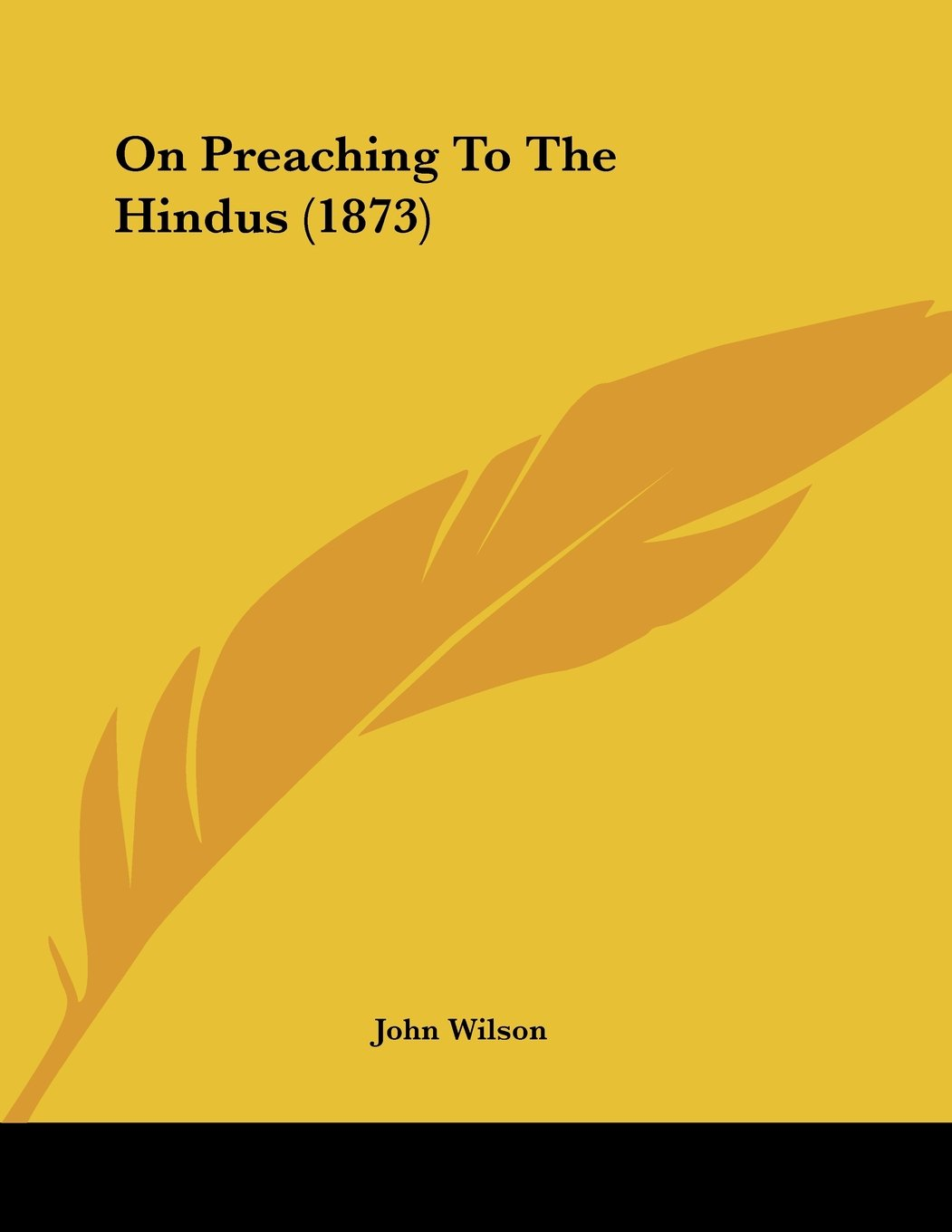 Download On Preaching To The Hindus (1873) ebook
