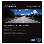 Garmin City Navigator for Detailed Maps of Italy and Greece (microSD/SD Card)