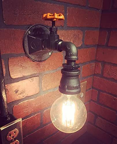 Amazon.com: Steampunk Industrial Wall Sconce Light With