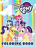 My Little Pony Coloring Book: For Kids
