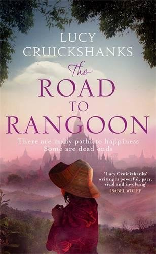 book cover of The Road to Rangoon