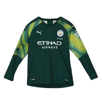 online store 45010 0283d Amazon.com : PUMA 2019-2020 Manchester City Home LS ...