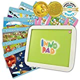Best Learning INNO Pad My Fun Lessons - Educational Tablet Toy to Learn Letters, Numbers, Colors, Shapes, Transportation, Space Toddlers