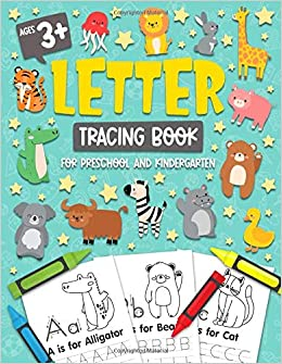 Letter Tracing Book for Preschool and Kindergarten: Trace Letters of the  Alphabet and Sight Words, Reading and Handwriting Practice for Kids, Ages 3- 5: Amazon.co.uk: Y., Thorfun: Books