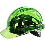 Portwest PV50 Peakview Vented Hard Hat (Green) by Portwest