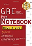 GRE Prep Notebook: Custom Power Notebook For GRE