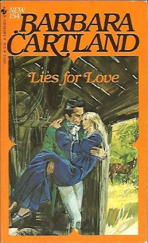 book cover of Lies for Love