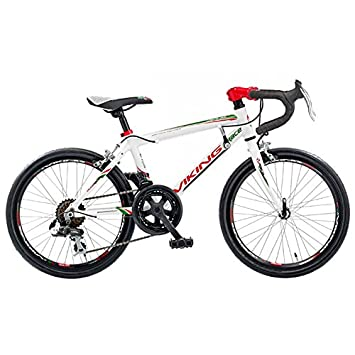 Viking VG491 - Bicicleta Infantil Carretera para niño, Rueda 28 in, Color Negro: Amazon.es: Deportes y aire libre