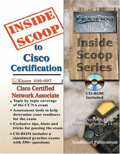 Download InsideScoop to 640-607 CCNA: Cisco Certified Network Associate (With Download Exam) ebook