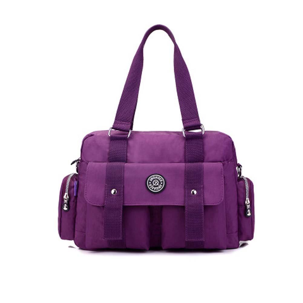 d1f110341d25 Amazon.com: WEYUN Sport Outdoor Canvas Travel Duffel Bag Weekender ...