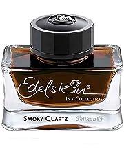 Pelikan Edelstein 300247 - Botella de Tinta 50 ml, smoky quartz