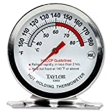 Best Taylor Precision Oven Thermometers - Taylor Precision 5980N Professional Series Hot Holding Thermometer Review