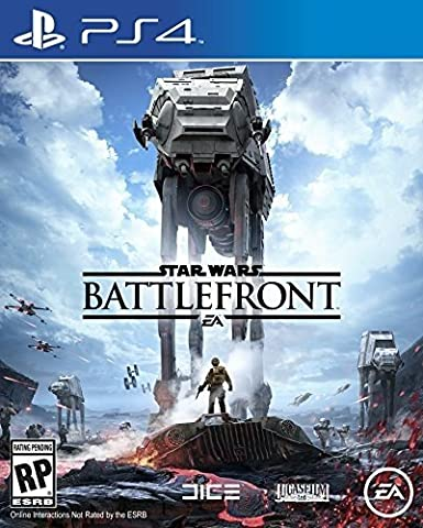 Electronic Arts Star Wars Battlefront PS4 - Juego (PlayStation 4 ...