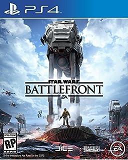 Amazon com: Star Wars Battlefront II - PlayStation 4