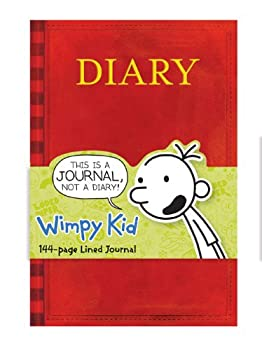 Diary of a Wimpy Kid Book Journal 0735329877 Book Cover