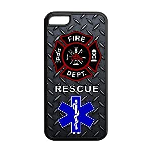 diy phone caseFirefighter ipod touch 5 Case Personalized Durable Firefighter Theme Case Coverdiy phone case