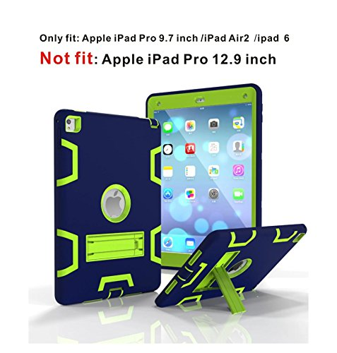 iPad Pro 9.7 Case,SinYong[Heavy Duty Shockproof Series] High Impact Resistant