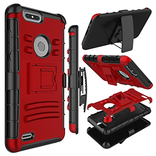 Zenic Compatible with ZTE Blade Z Max Case