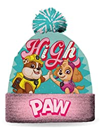 Paw Patrol Girls Winter Hat Size Size 4-6x