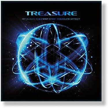 [KIHNO Album] Treasure – The First Step : Treasure Effect (Vol.1) Air-Kit+Extra Photocards Set