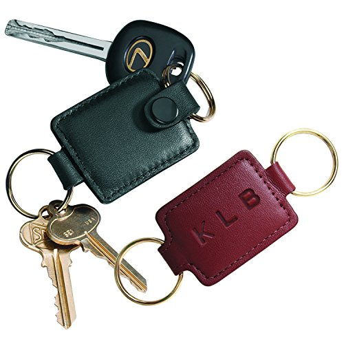Valet Double Key Fob (Royce Leather Valet Key Fob)