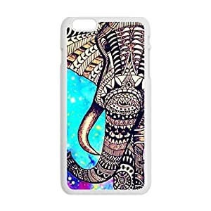 Beautiful flowers elephant Cell Phone Case for iPhone plus 6