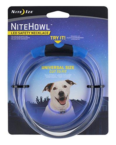 Nite Ize NiteHowl LED Dog Light Collar Safety Necklace by Nite Ize