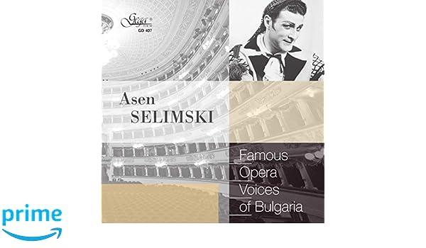 Asen Selimski, Georges Bizet, Umberto Giordano, Parashkev ...