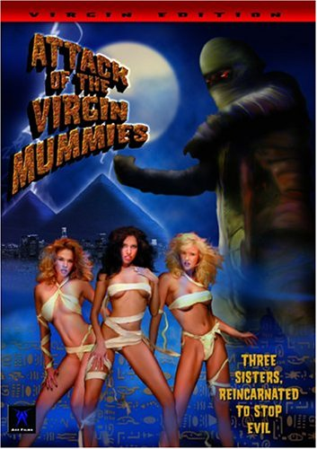 Attack Of The Virgin Mummies by MUSIC VIDEO DISTRIBUTORS