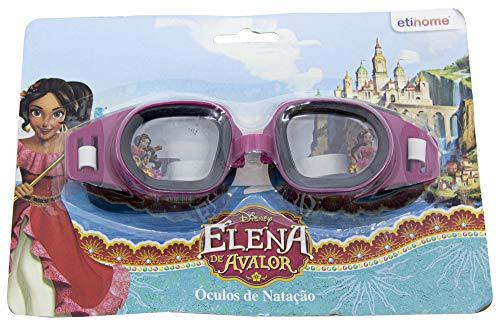Oculos Natacao Splash Elena Etitoys Oculos Natacao Splash Elena Estampa Elena