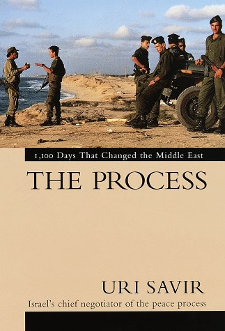 The Process  1100 Days That Changed The Middle East