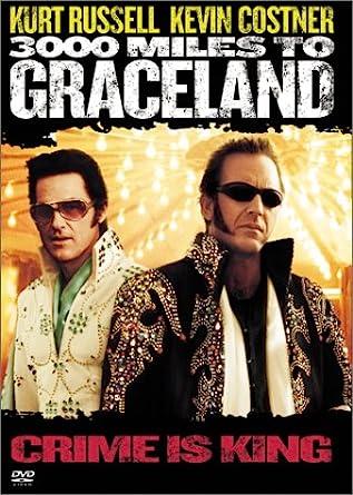 Amazon com: 3000 Miles to Graceland (Snap Case): Kurt