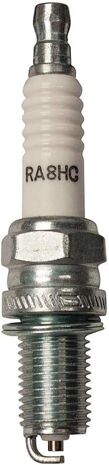 Champion 12 Pack of OEM Standard Spark Plugs # RA6HC-12PK