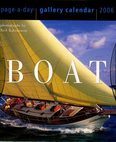 2006 boat calendar gallery