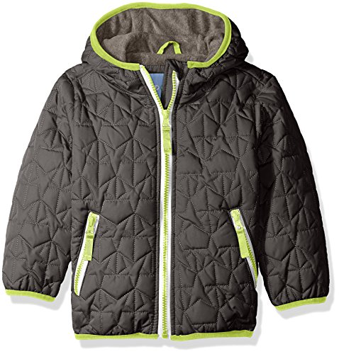 Quilted Boys Jacket - 6