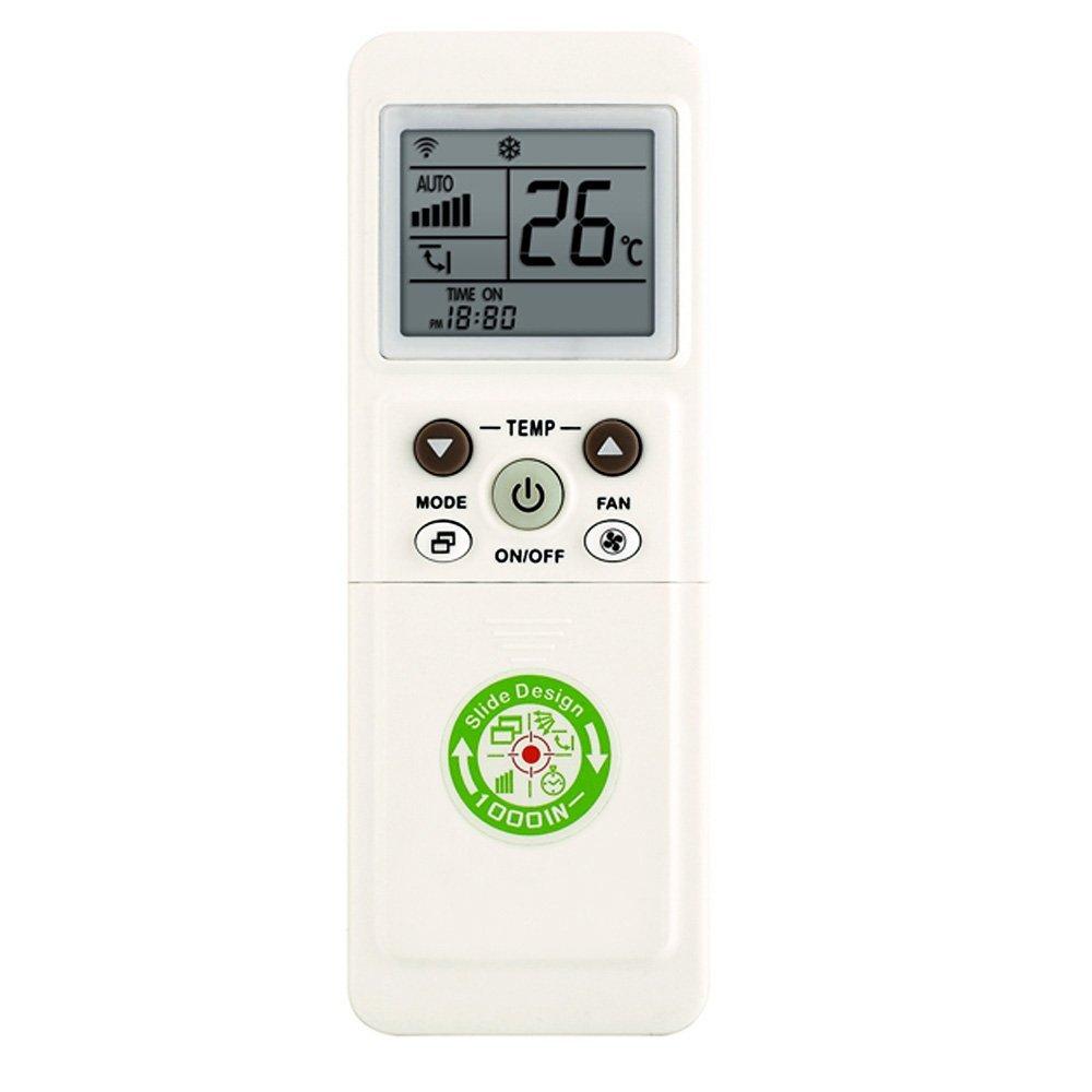 tempo di saldi Telecomando Universale per Condizionatore Climatizzatore Multi Funzione Timer Tempo di Saldi®