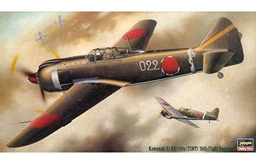 ハセガワ 1/48 五式戦闘機 I型 乙 第59戦隊 JT116 09176