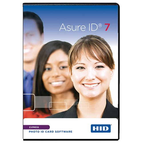 Asure Id Express 7 Id Card Software   86412