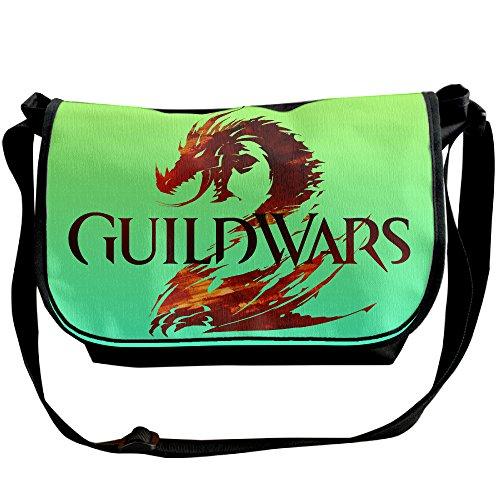Famous RPG Guild Wars 2 Single Shoulder Pack