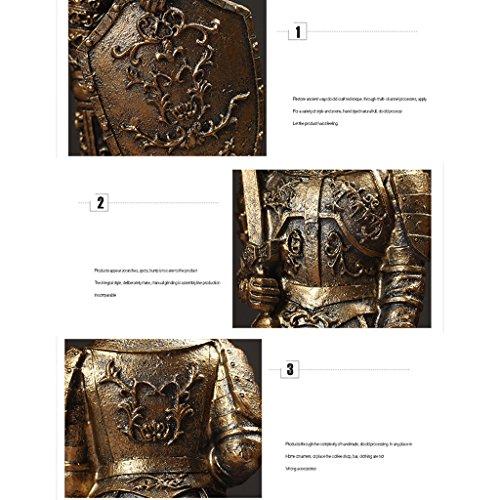 soldat fenêtre de maison romain soldat partition modèle décoration créative vintage A Color C vin à armoire de entrée accessoires Européenne modèle collection Classique accessoires qPtEwzxn