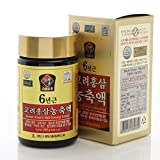 100% Pure Korean 6years Root Red Ginseng Extract, 240g(8.5oz) X 2ea, Saponin, Panax For Sale