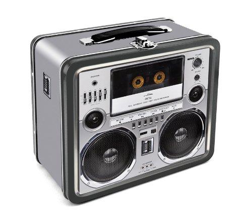 Aquarius Boombox Large Tin Fun Box (Boom Cooler compare prices)