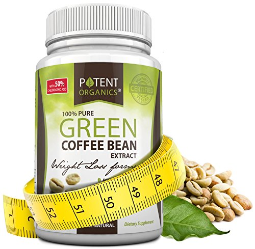 Potent Organics Green Coffee Extract product image