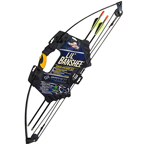 Lil Compound Banshee Barnett (Barnett 1072 Lil Banshee Jr. Compound Archery Set)