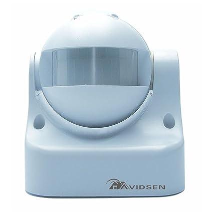 Avidsen-Detector de presencia 100006 () color blanco