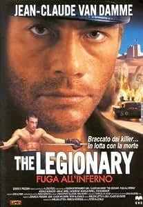The Legionary - Fuga Dall'Inferno [Italia] [DVD]